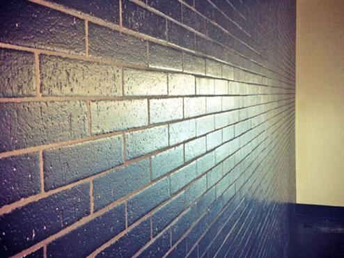 Nike 3 Brick Wall