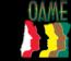 OAME mousepad Logo words